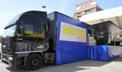 Metro Tour 2012 - Metro Mantova