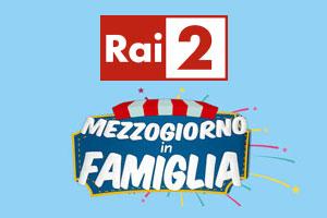 Quistello Mezzogiorno in Famiglia Rai Due 7-8 gennaio 2017