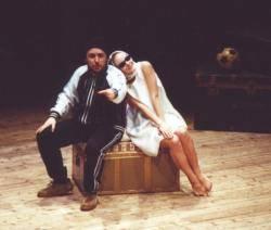 Mi chiamano Garrincha, Teatro Anselmi Pegognaga (Mantova)