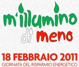 Mi Illumino di Meno 2011 Ceresara (Mantova)