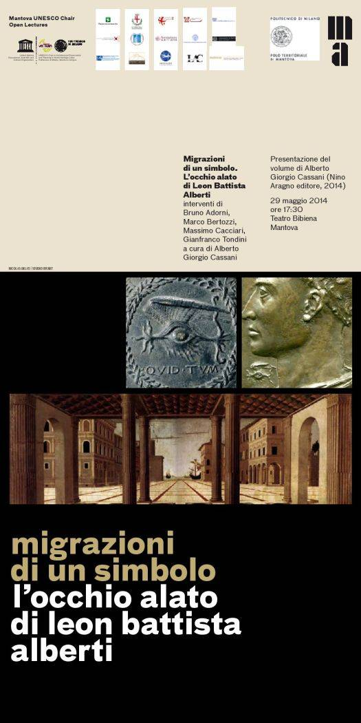 Migrazioni di un simbolo - L'occhio alato di Leon Battista Alberti