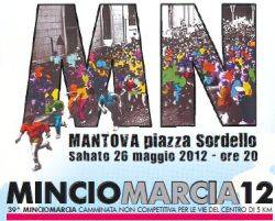 Mincio Marcia 2012 Mantova