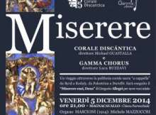 Miserere a Magnacavallo (Mantova)