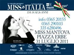 Miss Mantova 2011 - Selezione Miss Italia 2011