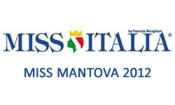 Miss Mantova 2012