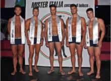 Mister Italia 2017 Mascara Mantova
