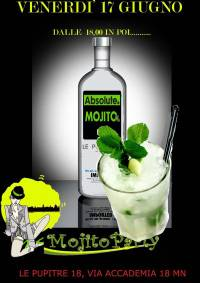 Wine Bar Le Pupitre Mantova: Mojito Party 17/06/2011