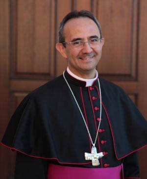 Monsignor Marco Busca Vescovo Mantova