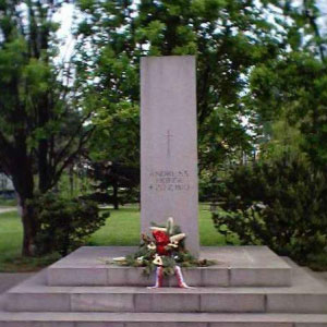 monumento Andreas Hofer Mantova