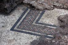 Mosaico piazza Sordello