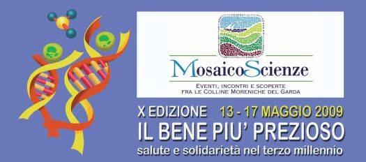Mosaicoscienze 2009