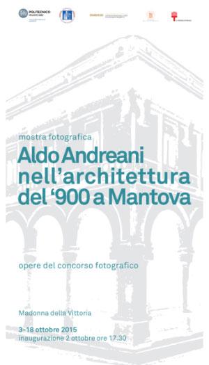 Mostra fotografica Aldo Andreani Mantova 2015
