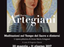 Mostra Anna Maria Artegiani Mantova 2017