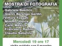 Mantova mostra fotografica Civiltà acqua in Lombardia