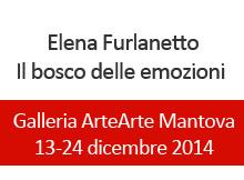 Mostra Elena Furlanetto Mantova