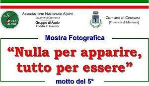 Mostra Fotografica a Ceresara