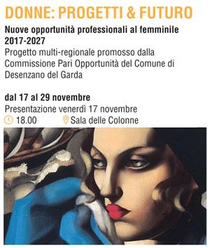 Mostra fotografica Donne Progetti e Futuro Mantova 2017