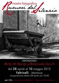 Mirko Di Gangi - Emanuela Cerutti: Mostra fotografica Mantova Feltrinelli