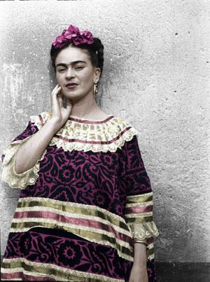 Mostra Frida Kahlo Mantova 2016