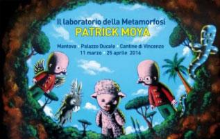 Mostra Patrick Moya Mantova 2016