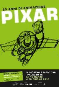 Mostra Pixar 2012 Mantova Palazzo Te