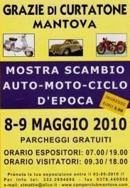 Mostra Scambio Auto Moto Ciclo d'Epoca