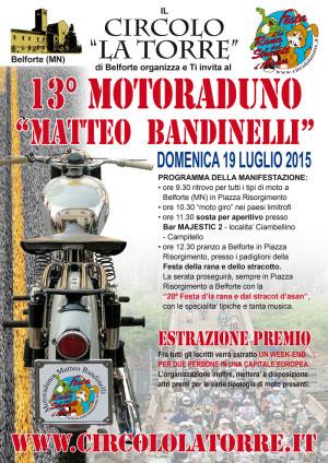 Moto Raduno 2015 Belforte (Mantova)