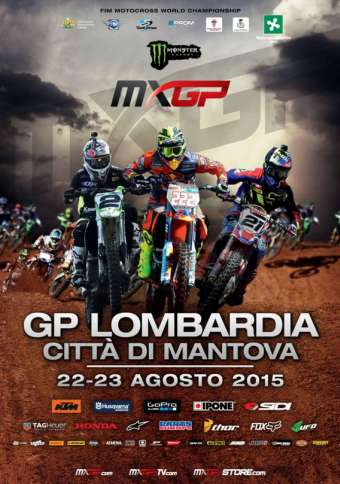 Motocross GP Lombardia 2015 MX1 MX2