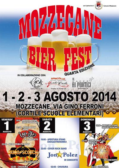 Mozzecane Bier Fest 2014