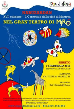 Nabuzardan 2015 Carnevale Mantova