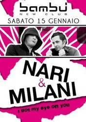 Nari & Milani Mantova Discoteca Bambù