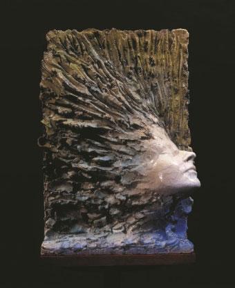 Nascita di Venere, scultura Carlo Previtali