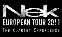 Concerto Nek Mantova 2011