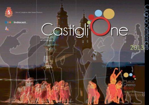 Notte bianca dei libri 2013 Castiglione Stiviere (Mantova)