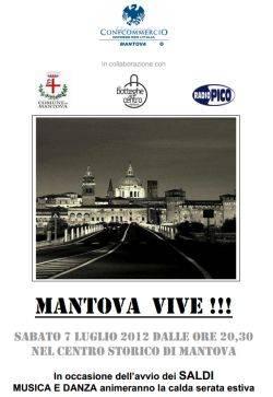 Notte Bianca Mantova 2012