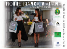 Notte Bianca Viadana (Mantova) 8 luglio 2017
