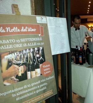 Notte del Vino Mantova