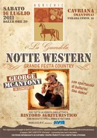Notte Western a Cavriana (Mantova)