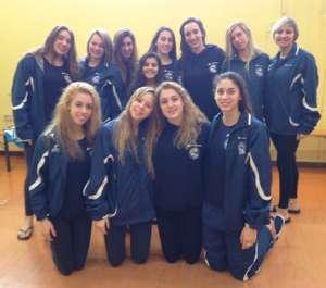 nuoto sincronizzato femminile Mantova
