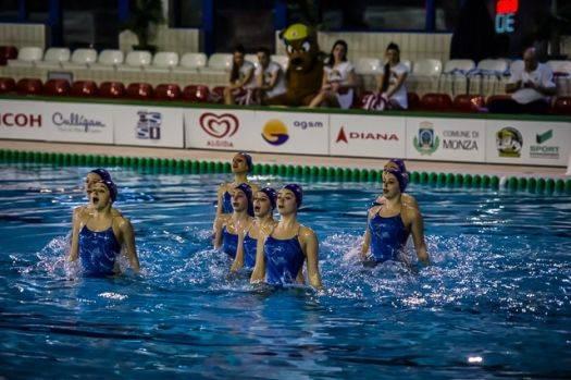 Campionati Italiani Assoluti Estivi di Nuoto Sincronizzato 2014 Roma