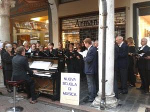 Coro Mantova InCanto della Nuova Scuola di Musica di Mantova
