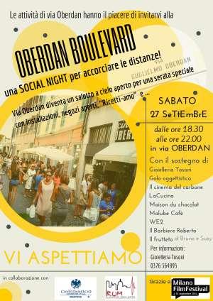 Mantova Oberdan Boulevard 2014