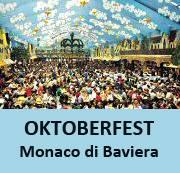 Oktoberfest Monaco di Baviera - Germania