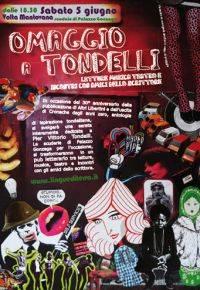 Omaggio a Pier Vittorio Tondelli
