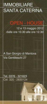 Open House Immobiliare Santa Caterina San Giorgio di Mantova