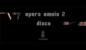 Opera Omnia 2 Disco Teatro Magro