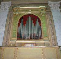 Organo Rotelli 1901 - Chisa S.Giulia, Cividale Mantovano (MN)