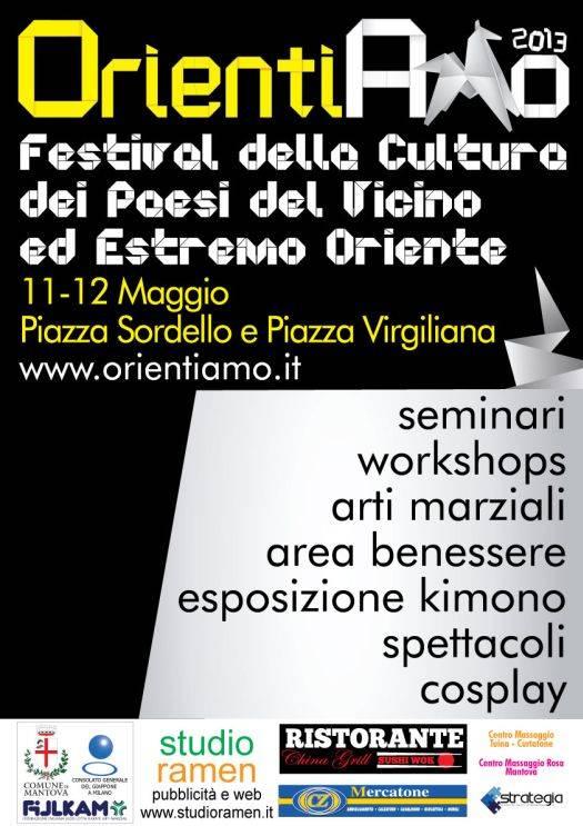 OrientiAmo 2013 Mantova