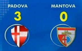 Serie B, Giornata 9: Padova-Mantova 3-0