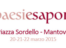 Paesi e Sapori Mantova 2015